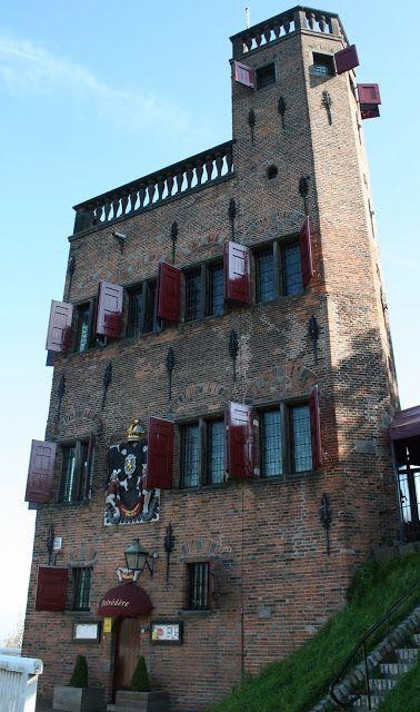 Belvedere, watchtower, Nijmegen