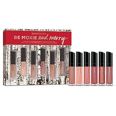 Lip Gloss Set. We said under $25, but this is $26. Shhh. It's too good to pass up and not to have a stocking stuffer!