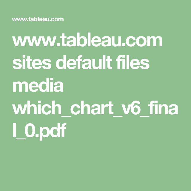 www.tableau.com sites default files media which_chart_v6_final_0.pdf