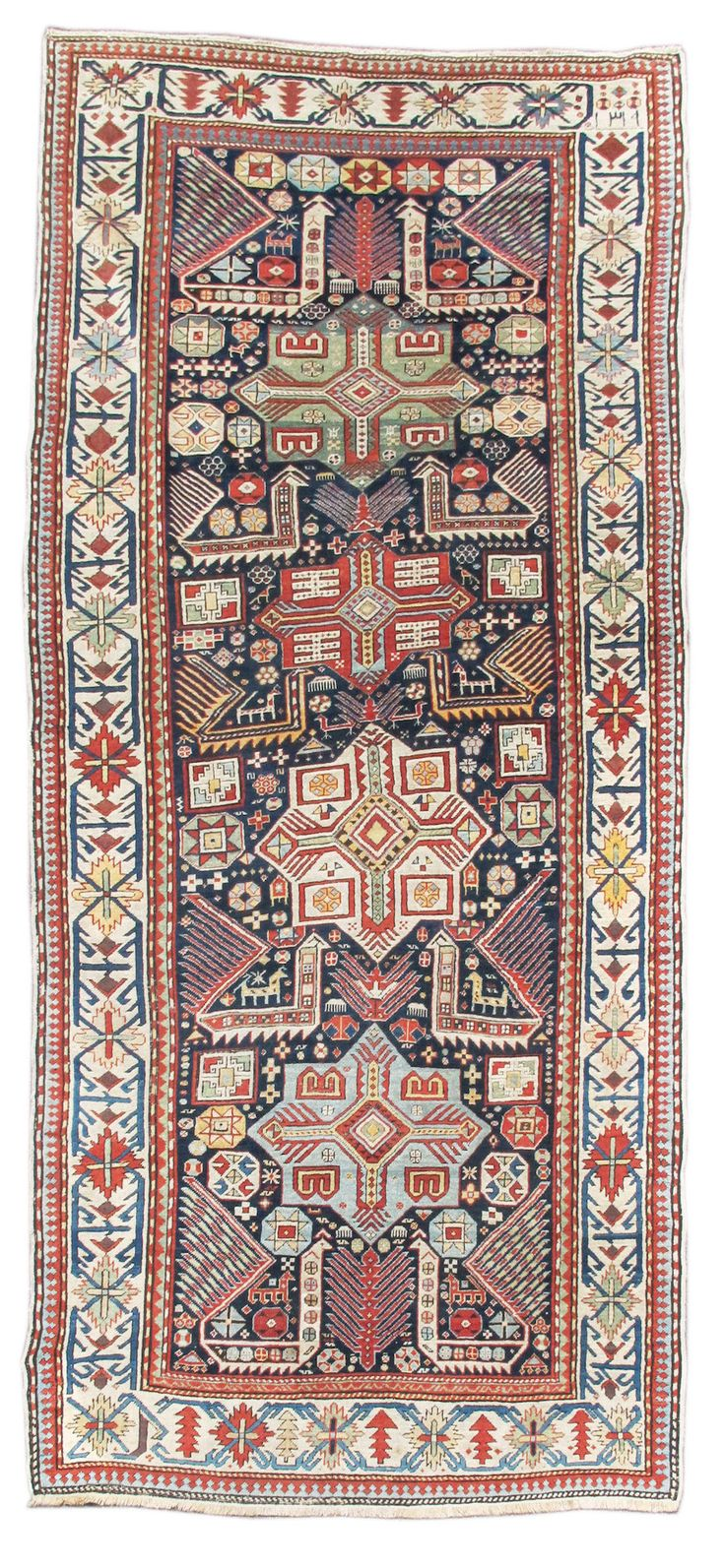Akstafa rug, late 19th C.