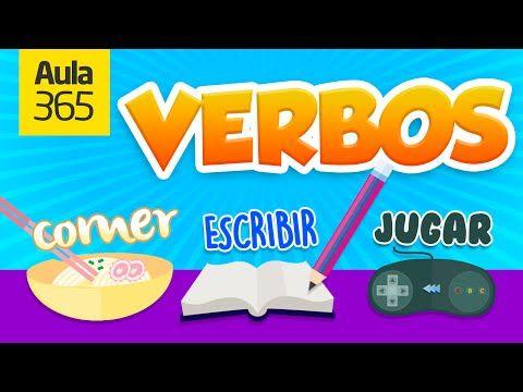¿Qué es un Verbo? | Videos Educativos para Niños - YouTube