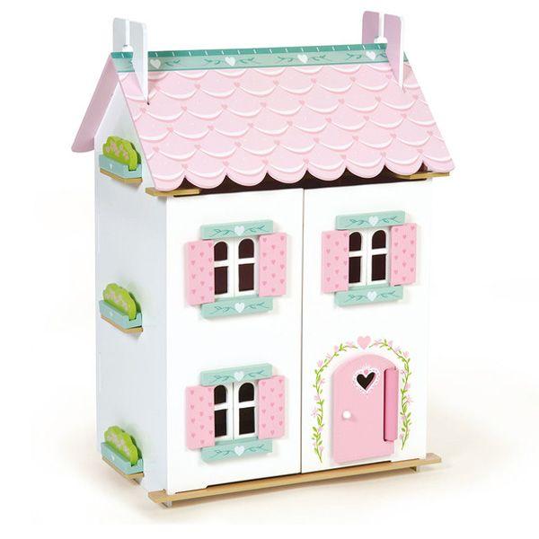 Le Toy Van dukkehus sweetheart cottage