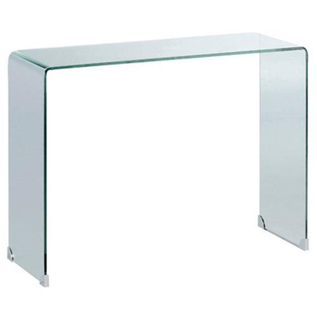 les 25 meilleures id es de la cat gorie console verre sur pinterest vitrine verre vitrine en. Black Bedroom Furniture Sets. Home Design Ideas