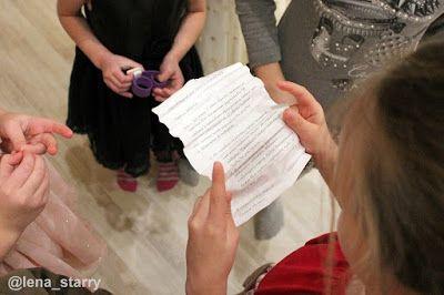 Новогодний квест для детей 5-8 лет. СУПЕР ИДЕЯ!!!!