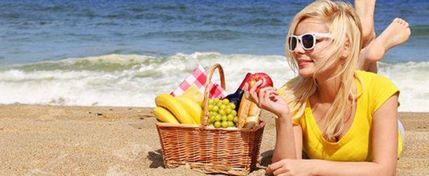 Yaz Aylarında Beslenme, Yaz aylarında beslenme kalp, tansiyon ve reflü gibi hastalıklarda artış olduğundan oldukça önemlidir. Yaz aylarının başlaması ile