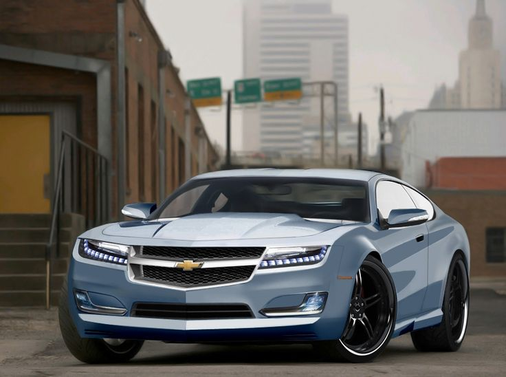 bringing back the chevelle in 2013?    YUMMM.......