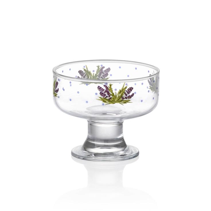 Lavender Dondurmalık / Icecream Cup #bernardo #table #tabledesign #kitchen #mutfak #desert #tatli