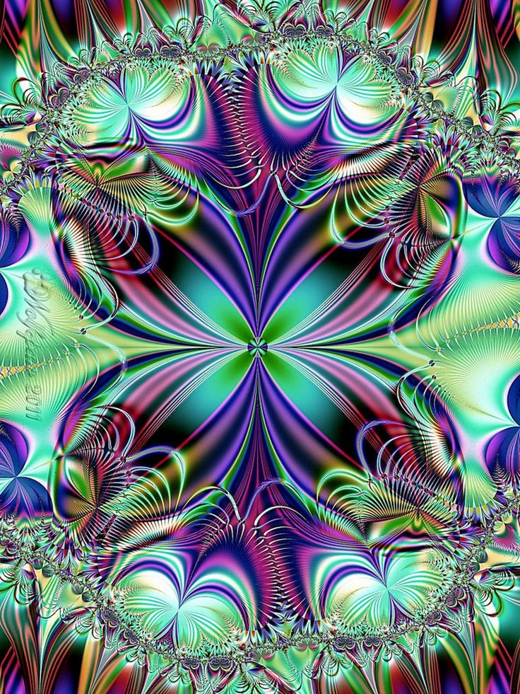 Fractal Art Design 49 best frozen fractal...