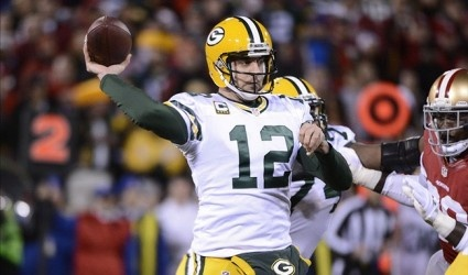 What Joe Flacco's mega-contract means for Aaron Rodgers