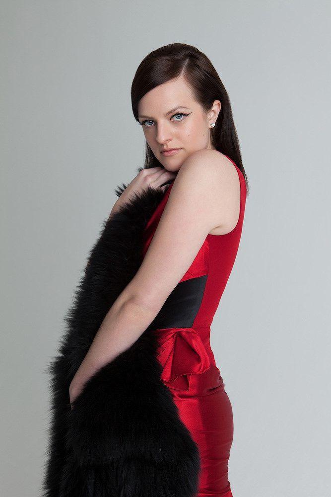 Элизабет Мосс — Фотосессия для «Bello» 2014