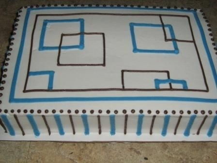Masculine Cake Need Some Ideas For Decorating Cakes Guys