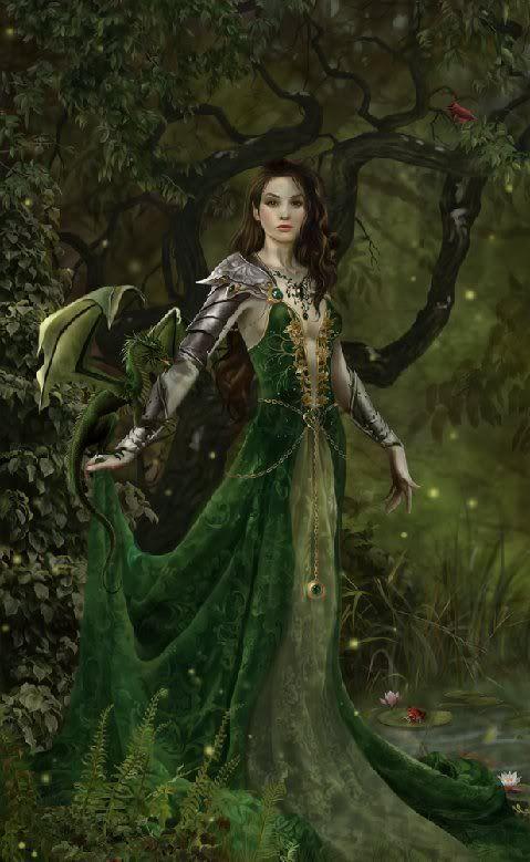 Dragon Witch Astranathes ~ Nene Thomas