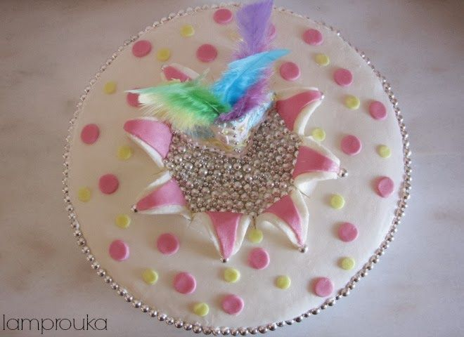 Αποκριάτικη τούρτα!