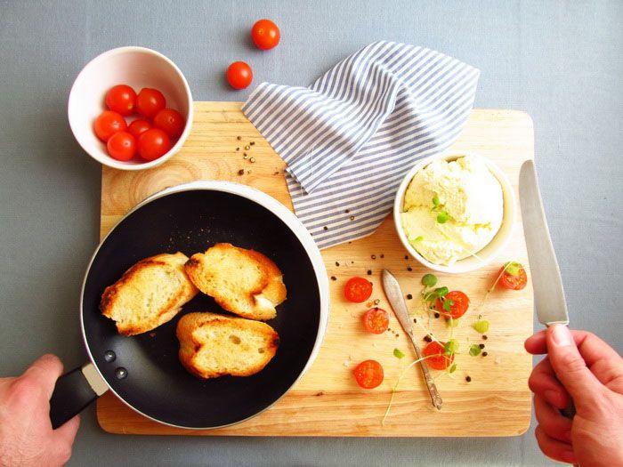 Al Dente Gourmet: The Taste of Simplicity : : Homemade Ricotta
