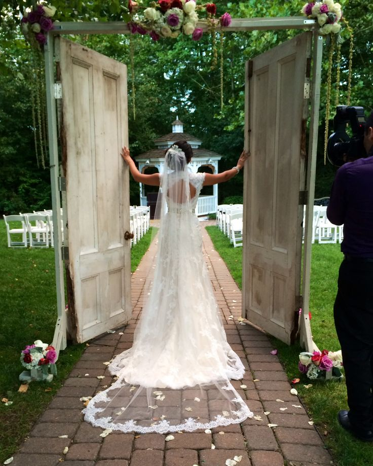 New Jersey Rustic Bride Barn