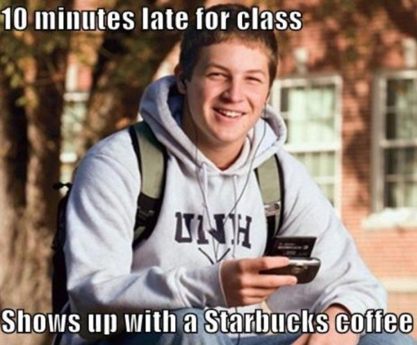38 Funny Pictures Back To School Traffic Memes College Freshman Meme Freshman College Freshman Memes