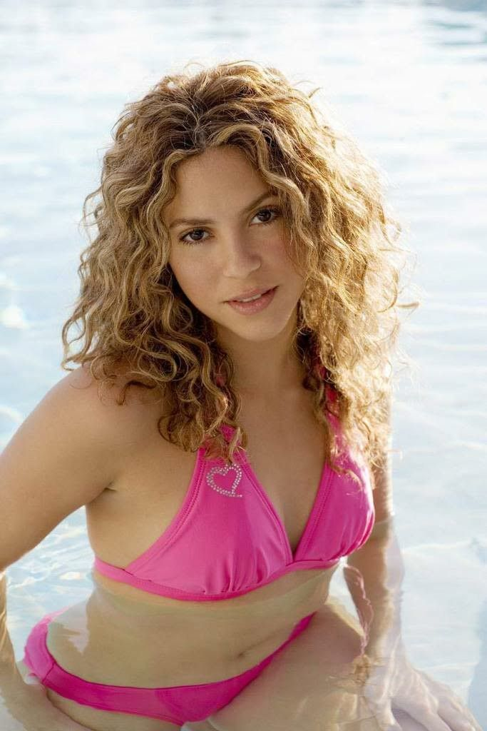 Opinion you Shakira hot bikini your phrase