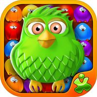 Bubble Birds 3 - Match 3 Puzzle Shooter Game by ZiMAD