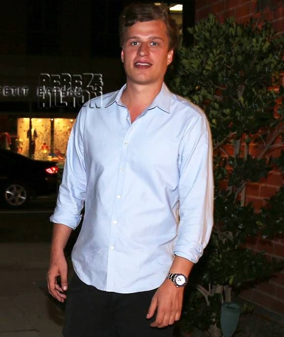Conrad Hilton Launches Homophobic & Racist Slurs At Police Who Arrest Him Over The Weekend!