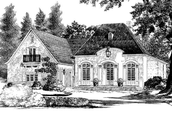 1093 best house plans images on pinterest floor plans for Southern living house plans with keeping rooms