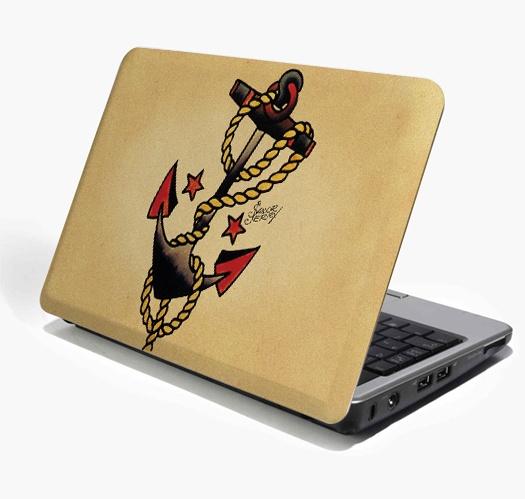 Skin para Notebook Saylor Jerry à partir de R$39,90 com Frete Grátis para todo o Brasil.