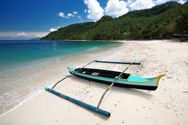 [Canibad Bangka]    Canibad  Island Garden City of Samal  Davao del Norte, Philippines