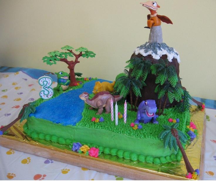 Land before time cake baby shower pinterest land - Decoraciones de pisos ...