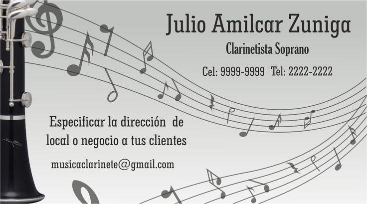 Diseños de Tarjetas de presentación para clarinetistas colección 1 descarga gratis mas información en el siguiente Link: http://www.espaciohonduras.net/disenos-de-tarjetas-de-presentacion-clarinetistas-coreldraw-adobeillustrador