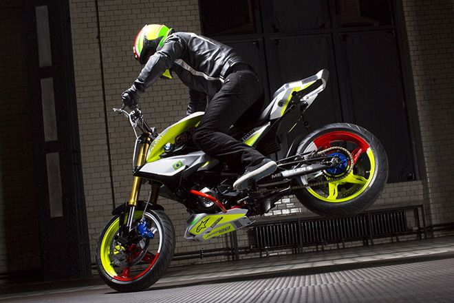 BMW Motorad Concept Stunt G 310