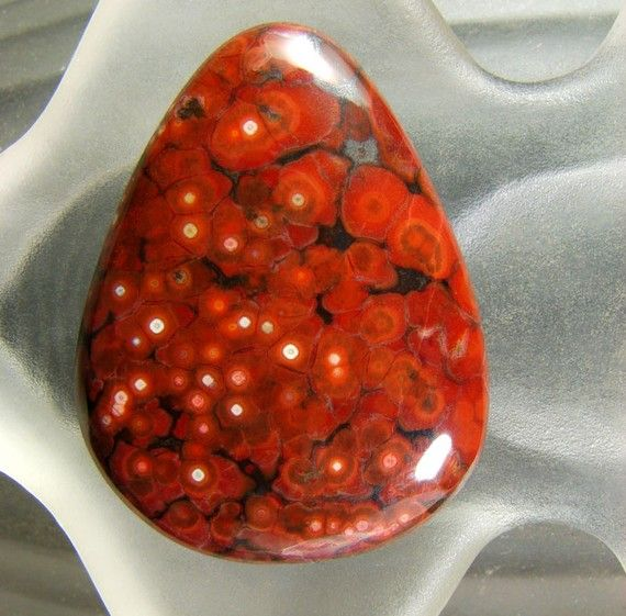 Washington State Poppy Jasper...