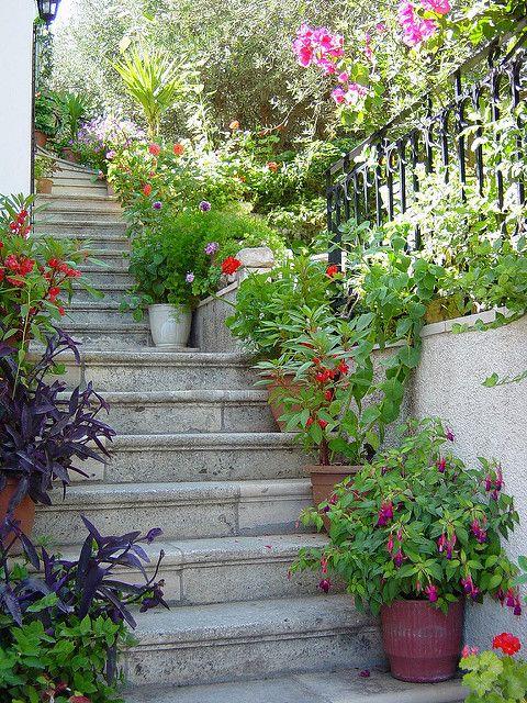 Greek Garden
