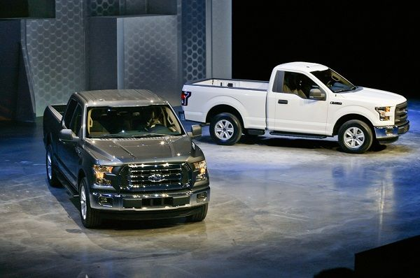 2015 ford f 150 platinum images