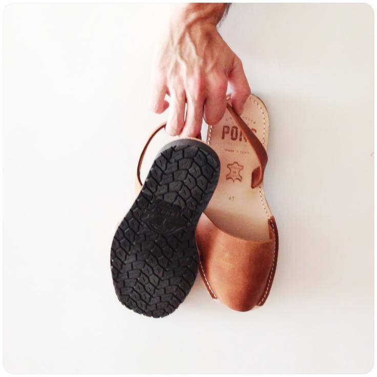 Sandals for men too.