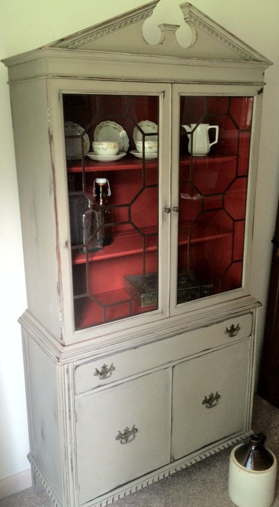 Best 25+ Antique China Cabinets Ideas On Pinterest