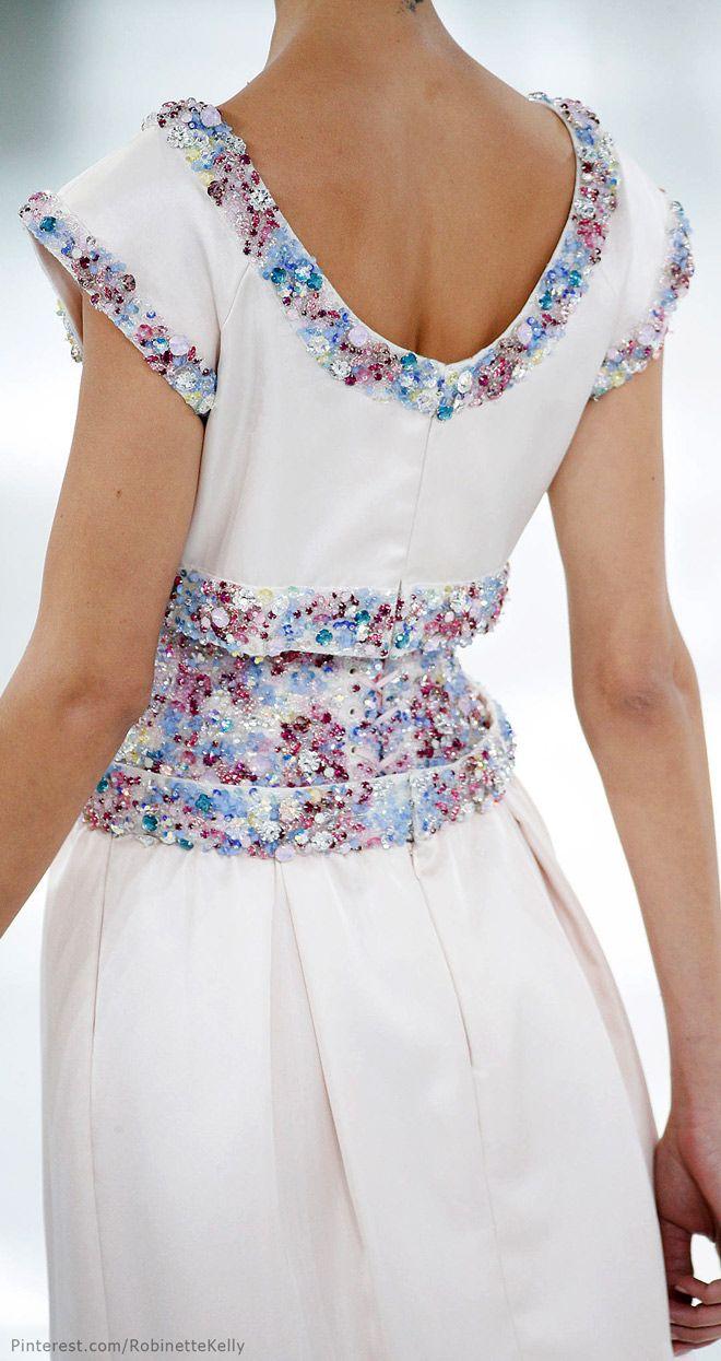 Chanel Haute Couture | S/S 2014