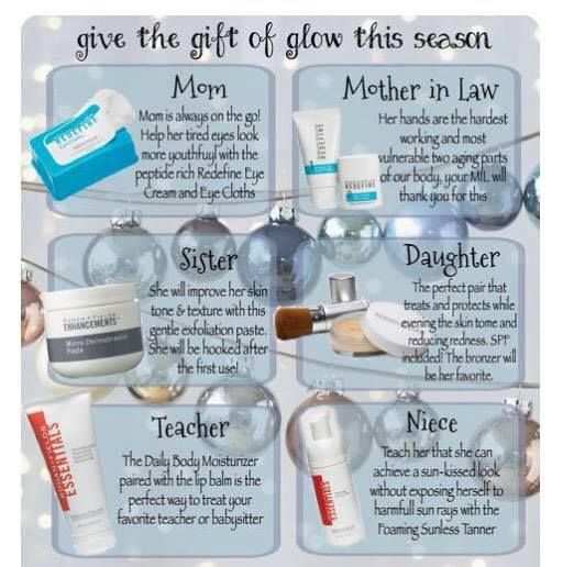 I know a lot of people start planning out their Christmas lists and shopping lists ahead of time in the months before December.. why not give the gift of Rodan + Fields this holiday season??  Rodan + Fields has a lot of essential, everyday products that are fit for everyone!!  Message me today to learn more and to mark some people off of your gift list!!  Email g.heather20@yahoo.com  http//heathergutierrez1.myrandf.com