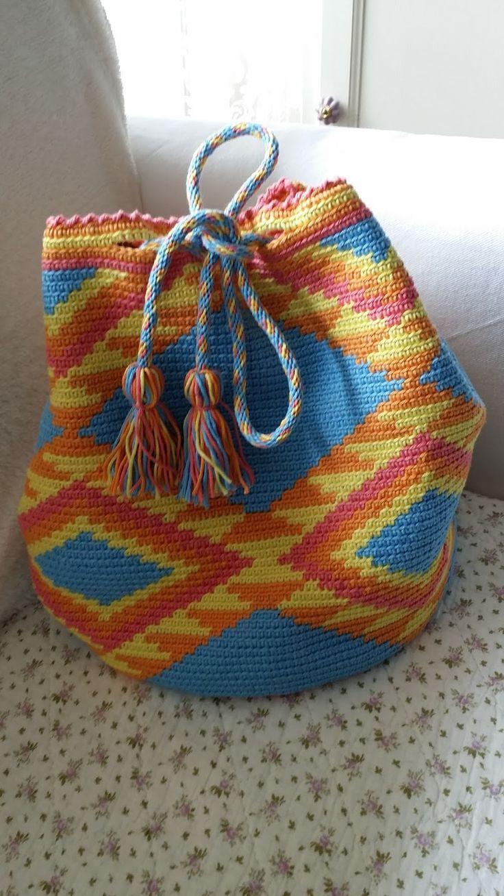 CraftsbyManon: Mochila Bag - Medaille