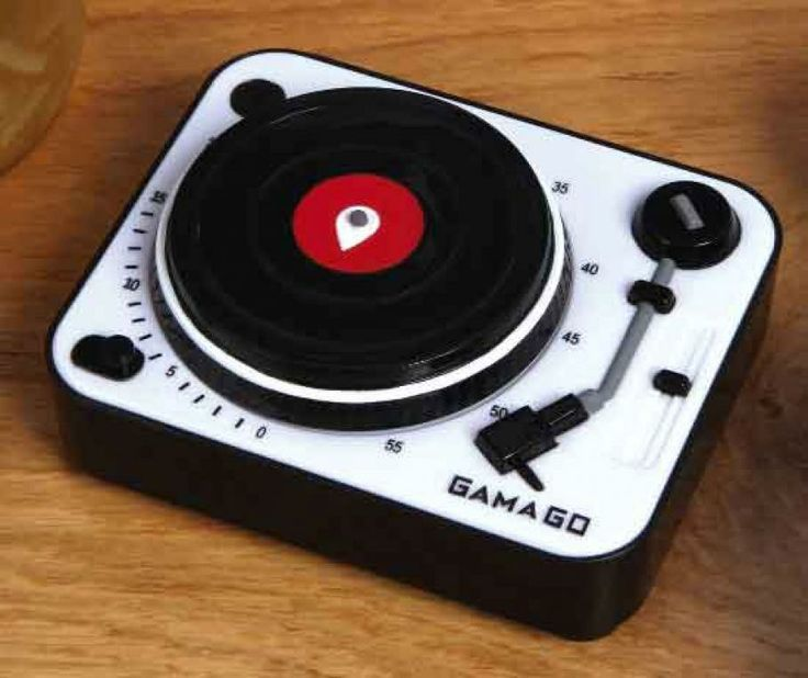 gama go turntable kitchen timer [12621] - $17.95 : rolostore.com, unique and eclectic online shopping from our gift store in Toronto Canada.  shipping to Canada & Unites States