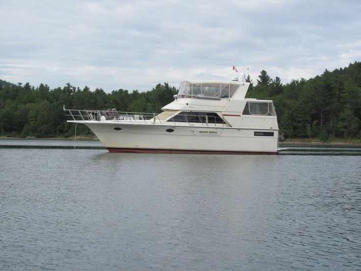 See The Images Movie And Full Specifications For Californian 45 Motor Yacht Sale