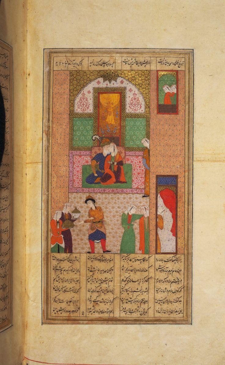 Zal marries Rudabah