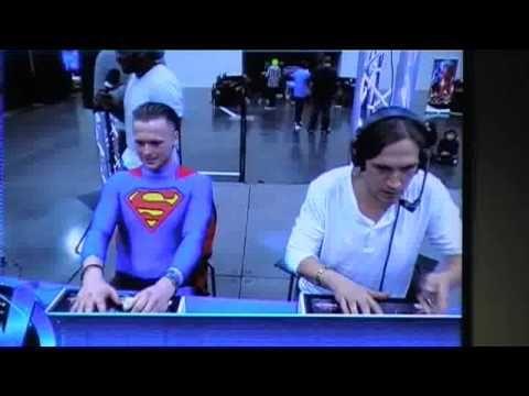 Superman Vs Jason Mewes Playing Tekken