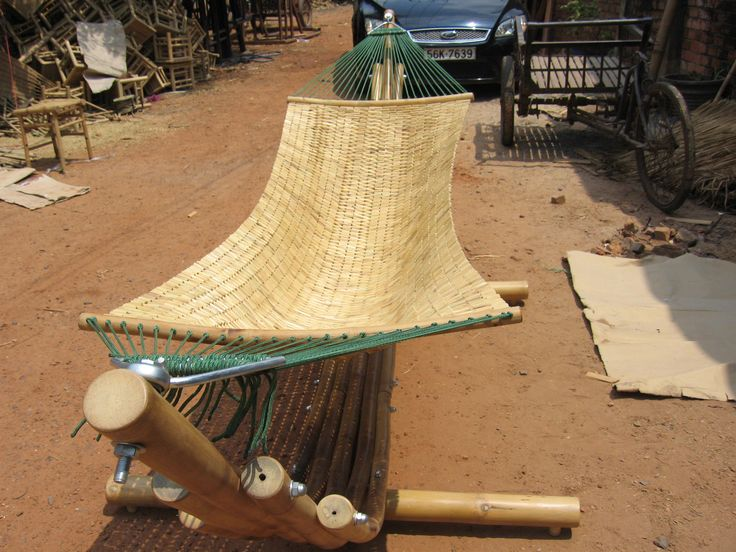 bambus hngematte