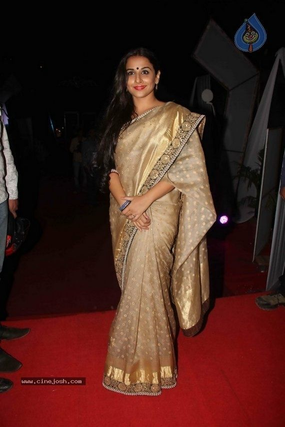 Indian Jewellery and Clothing: Vidya balan