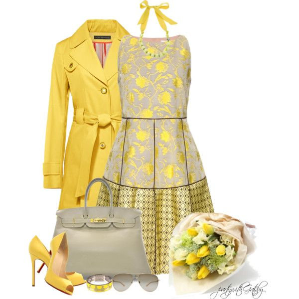 Good Day Sunshine by partywithgatsby on Polyvore featuring Antonio Marras, Via Spiga, Hermès, Lanvin, Vivienne Westwood, STELLA McCARTNEY, Christian Louboutin, Muji, women's clothing and women's fashion