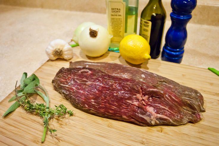 how to make beef shoulder steak