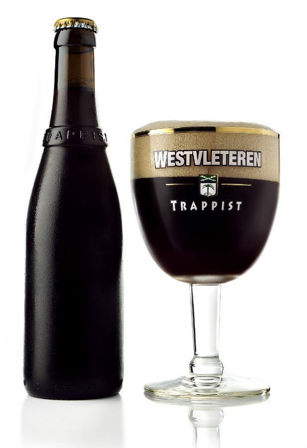 Westvleteren 12 - Brouwerij Sint Sixtus, Westmalle, België. Often rated as the world's best beer. I miss the Abby very much.
