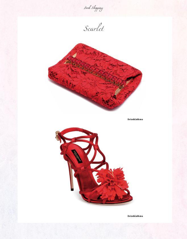 SCARLET Shopping with Dolce&Gabbana clutch and shoes. #shopping #scarlet #DolceGabbana @dolcegabbana  #clutch #shoes #fashion #look #style #wedding #bride #weddingdress #ideas