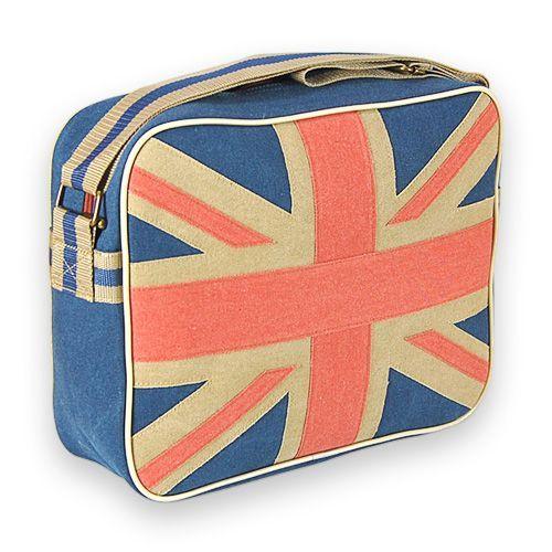 Brit zászlós oldaltáska