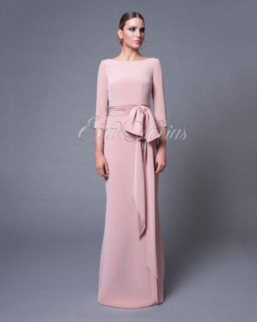 Vestido de fiesta Vicky Martin Berrocal modelo