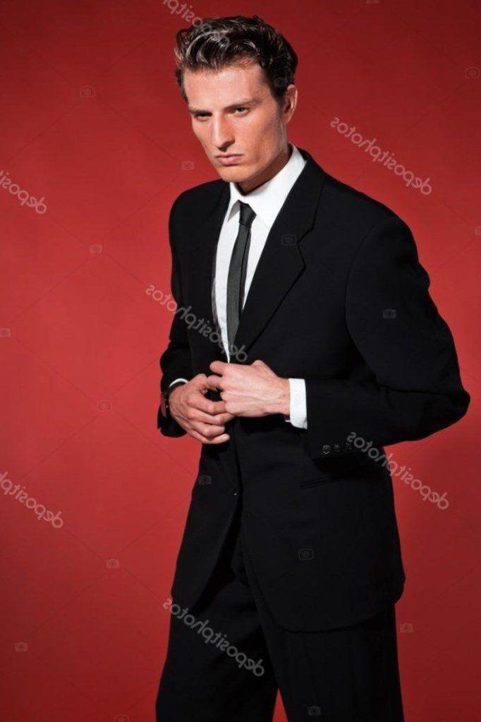 Anzug 50er Jahre 50er Jahre Mode Manner 50er Kostum Anzug Und Krawatte